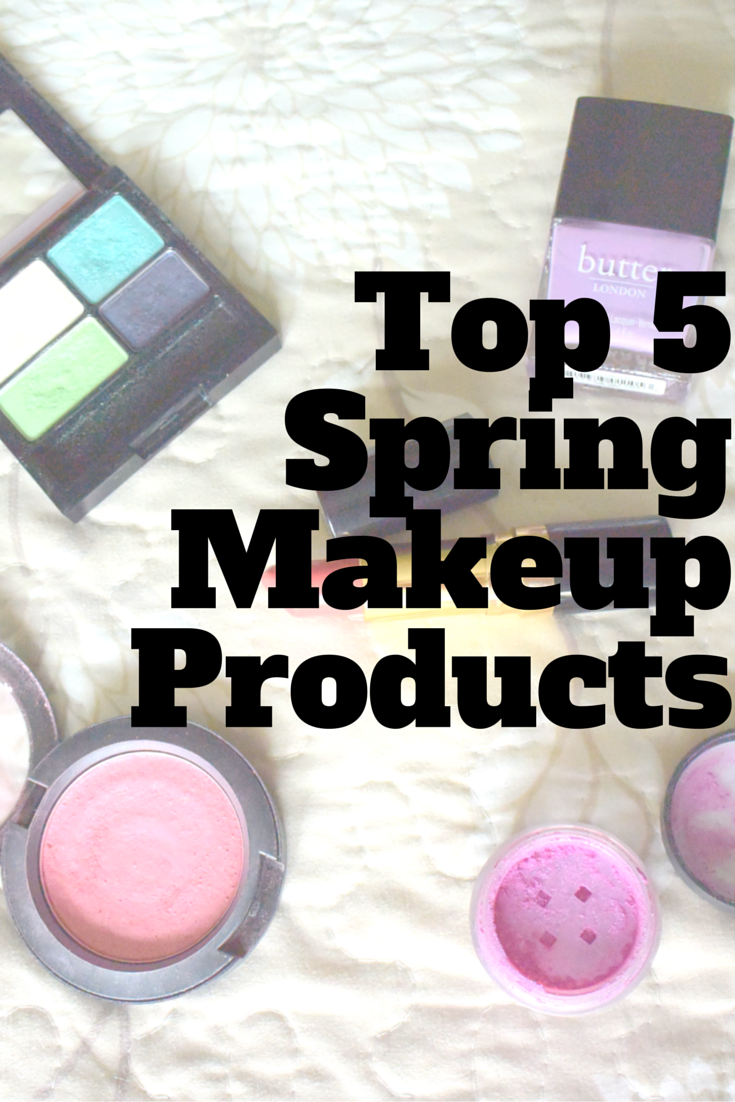 5 Spring Trends From London Fashion Week: Top 5 Spring Makeup Products Collab With From My Vanity