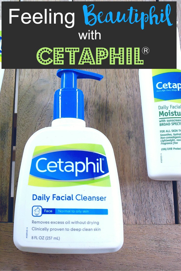 Feeling Beautiphil with Cetaphil®